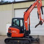 Used Kubota, KX057-4, Excavator, Crown Power & Equipment